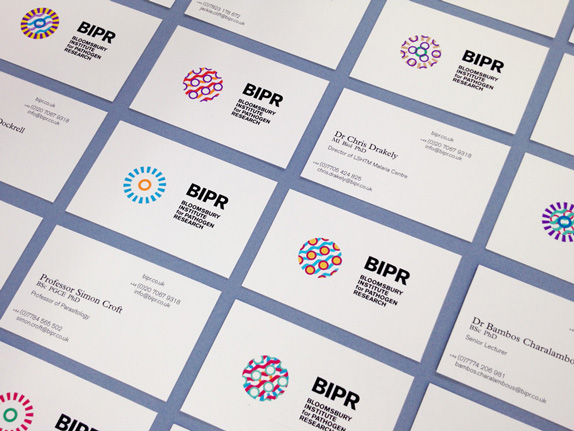 BIPR Logo and Identity