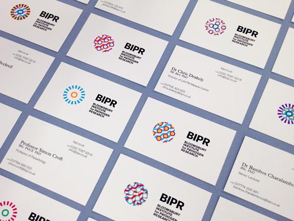 BIPR Logo and Identity