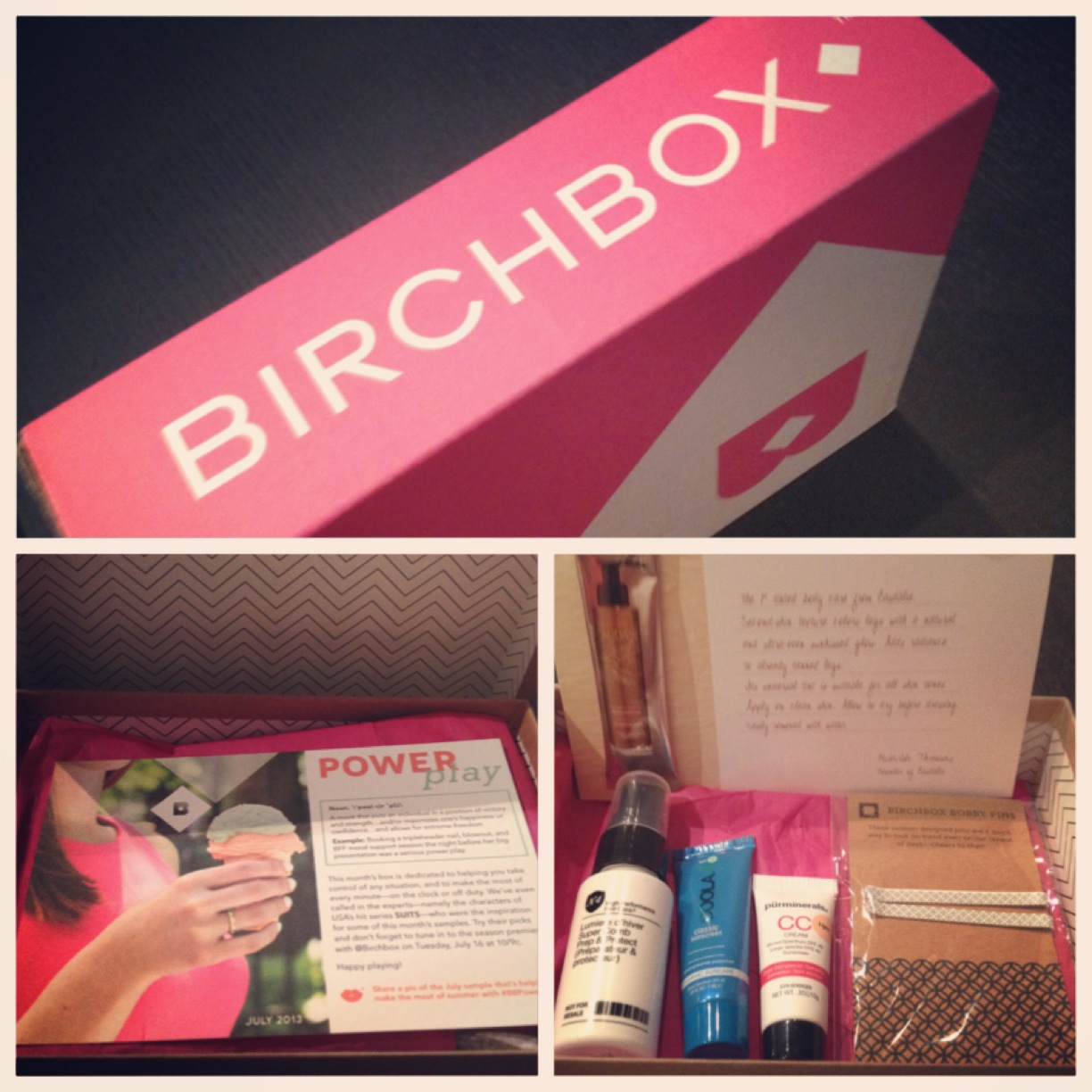 New Logo and Identity for Birchbox by Red Antler