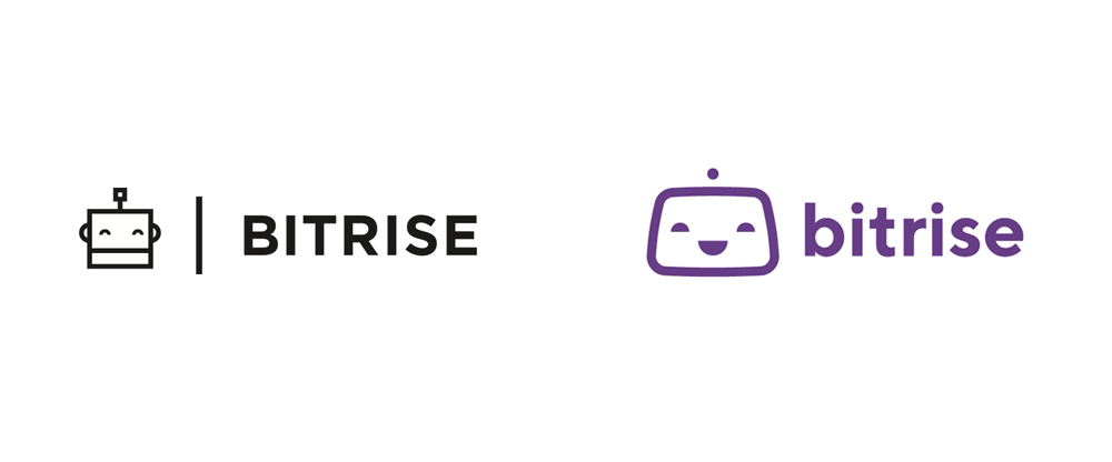 New Logo for Bitrise Done In-house