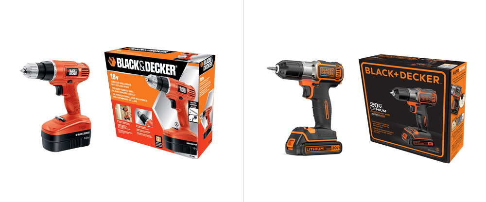 New Logo, Identity, and Packaging for Black+Decker by Lippincott