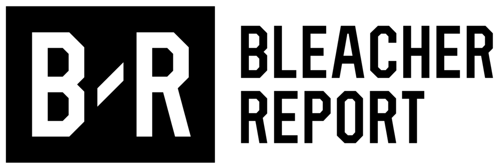 New Logo for Bleacher Report done In-house