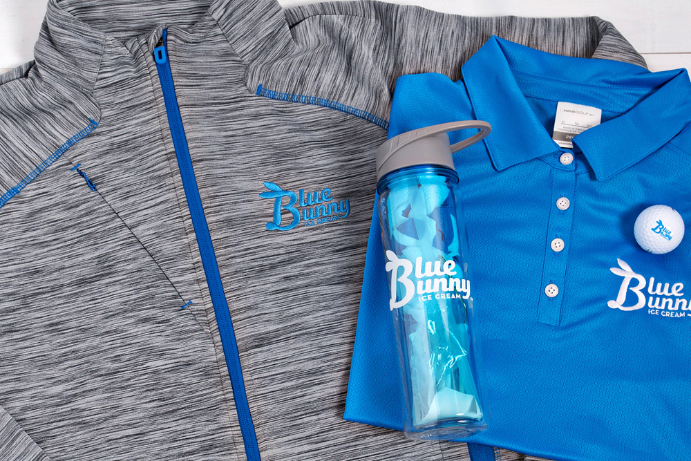 New Logo and Packaging for Blue Bunny
