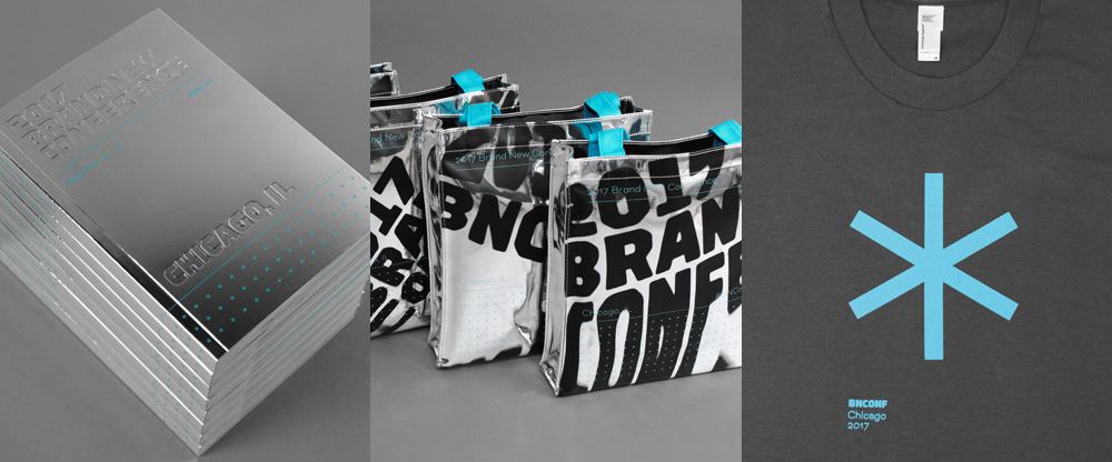 2017 Brand New Conference: Swag
