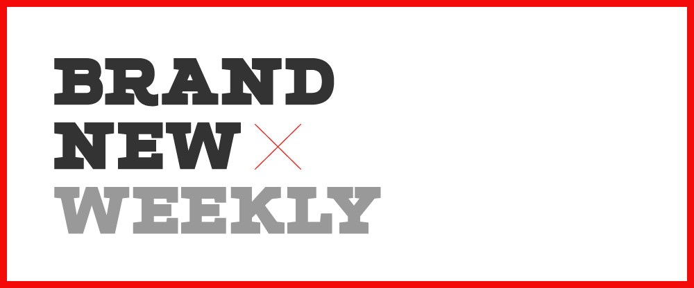 Brand New Weekly Redesign