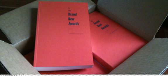 Brand New Awards, Last Call for Pre-Orders