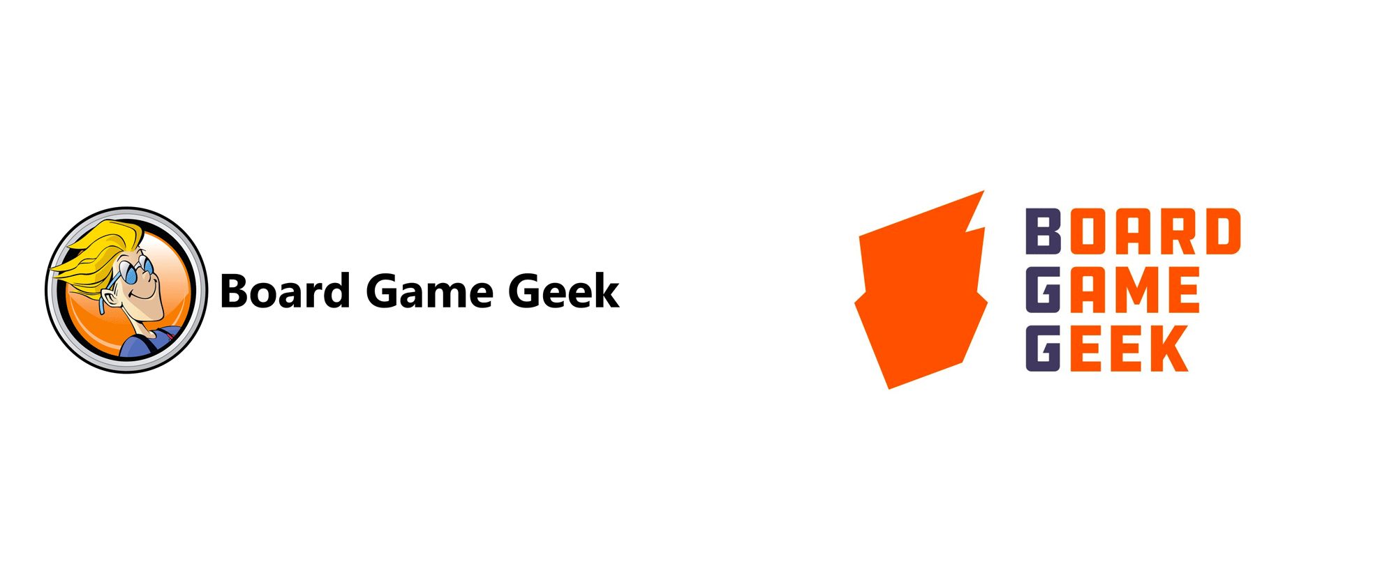 New Logo for Board Game Geek