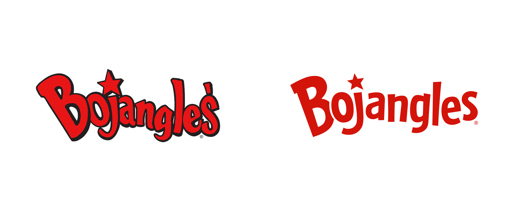 New Logo for Bojangles'