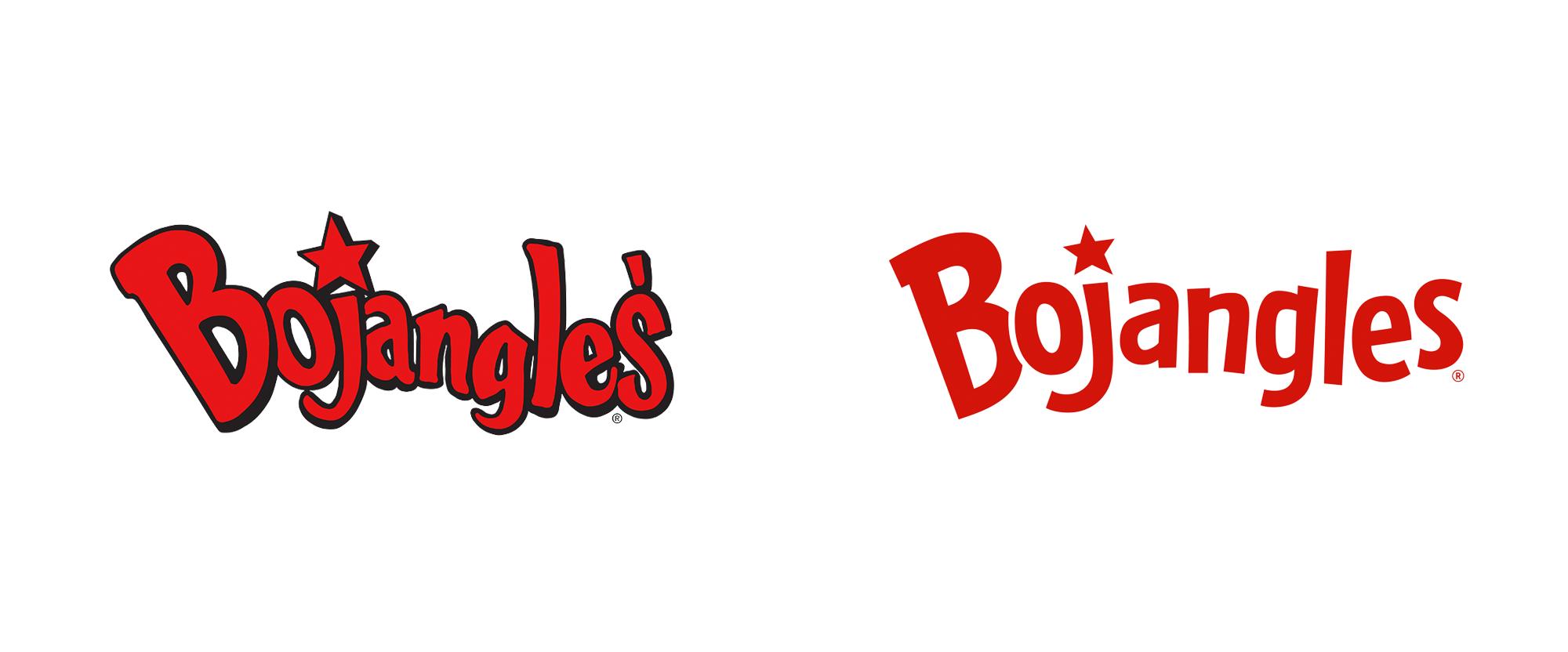 New Logo for Bojangles'