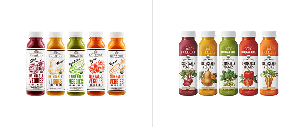 New Logo and Packaging for Bonafide Provisions by Bex Brands