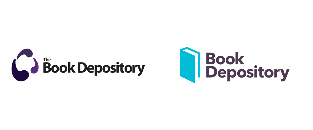New Logo for Book Depository