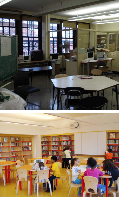Brand New Public School Library Is All Buzz And No Bees