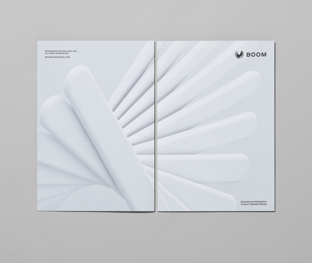 New Logo and Identity for Boom by Manual