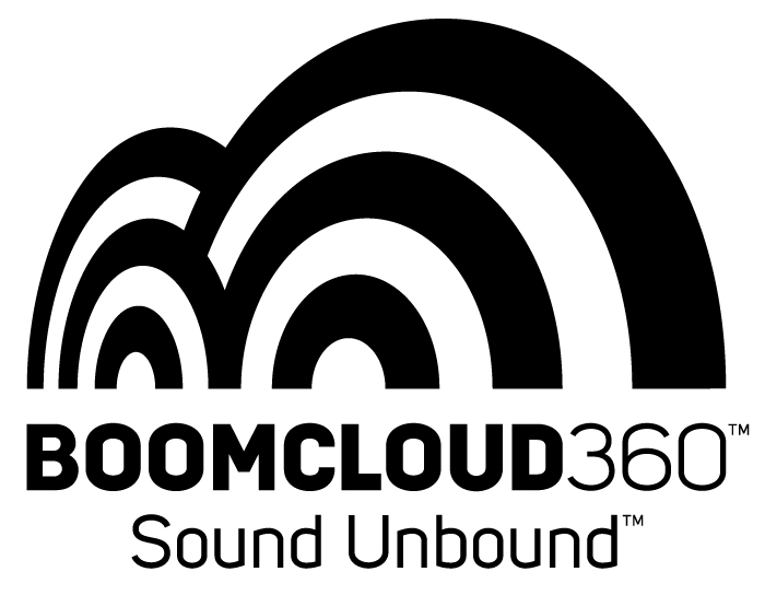 New Logo, Identity, and Packaging for BoomCloud 360 by MiresBall