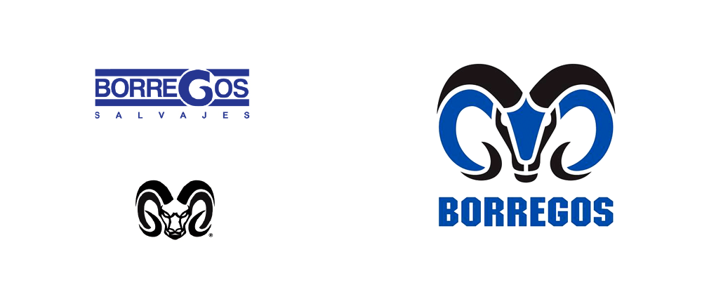 New Logo and Identity for Borregos Monterrey by Chermayeff & Geismar & Haviv