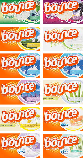 Bounce Packaging, All