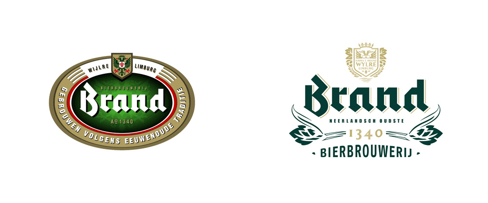 New Logo and Packaging for Brand Bier by VBAT