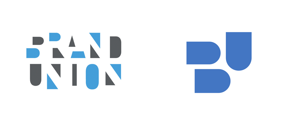 New Logo and Identity for and by Brand Union