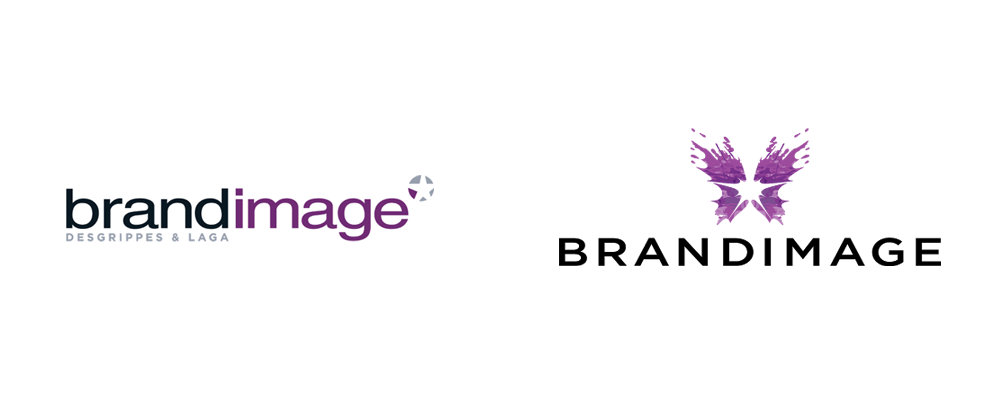 New Logo and Identity by and for Brandimage