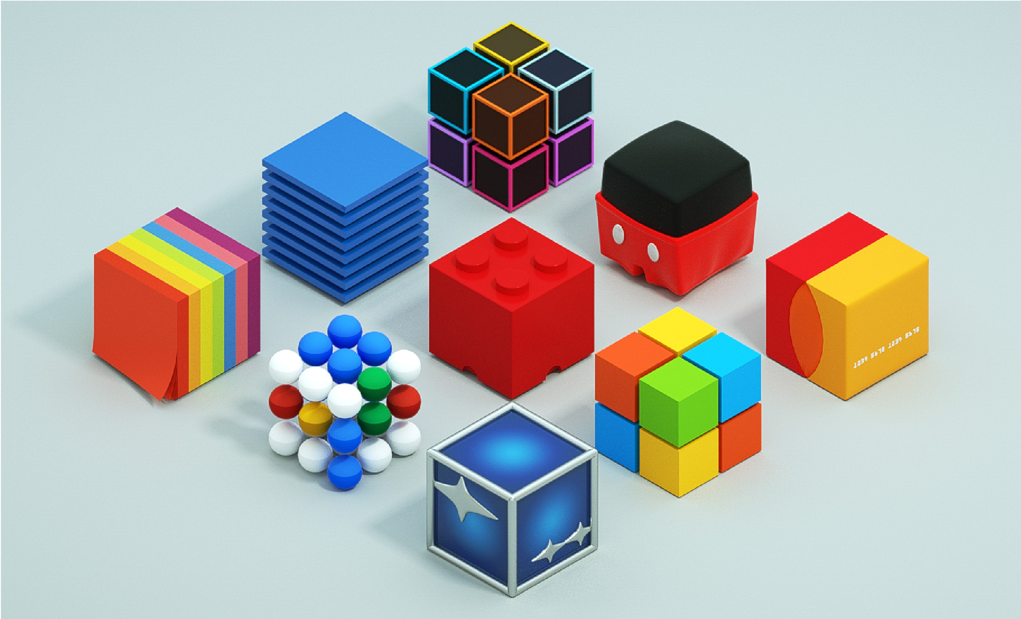 Branding Blocks