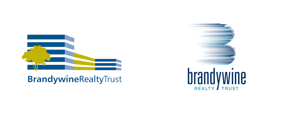 New Logo for Brandywine Realty Trust