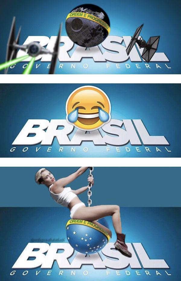 New Logo for Governo do Brasil by Elsinho Mouco