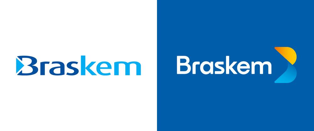 Brand New: New Logo for Braskem