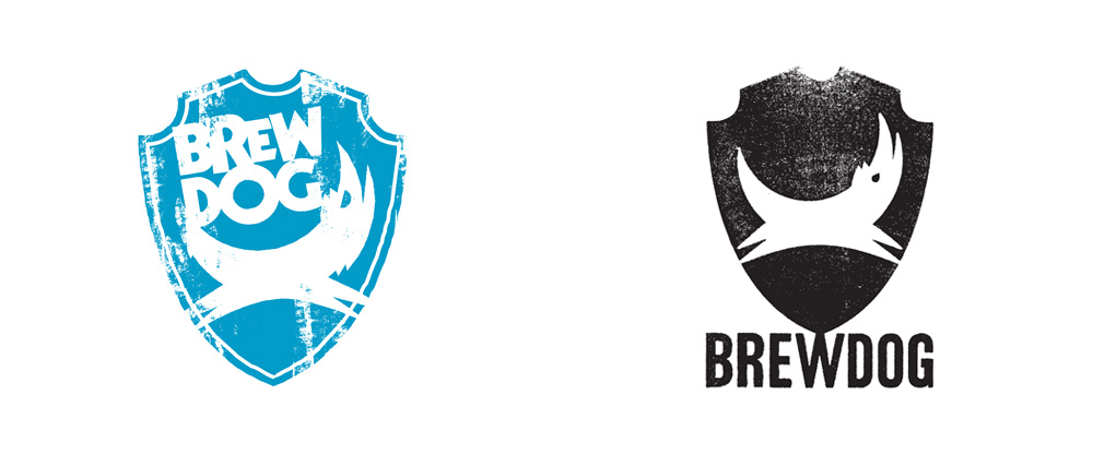 New Logo and Packaging for BrewDog