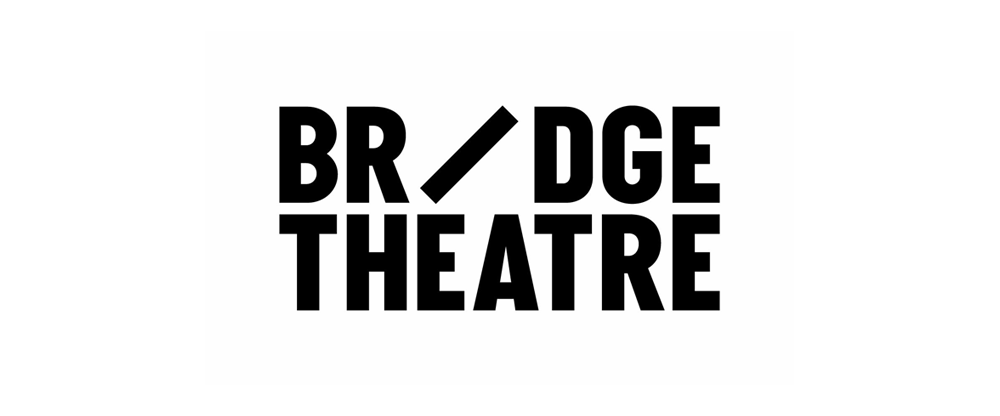 New Logo and Identity for Bridge Theatre by Koto