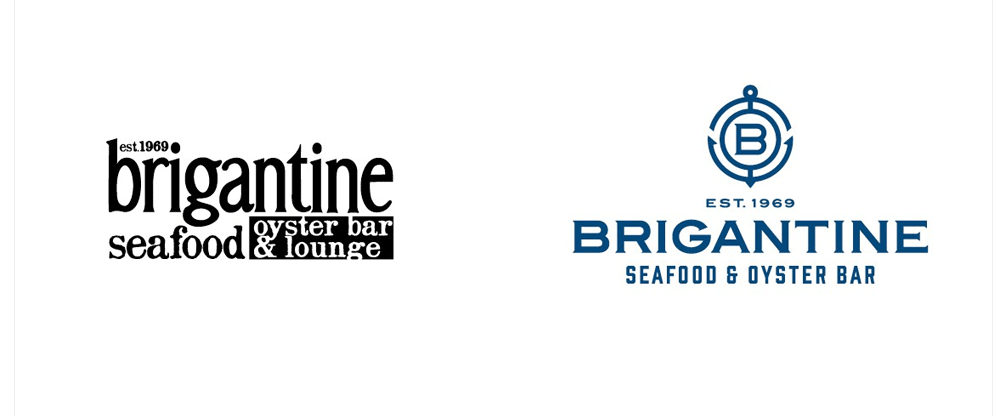 New Logo and Identity for Brigantine by MiresBall