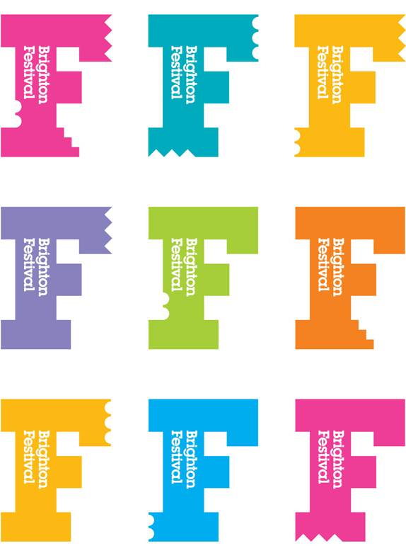 Brighton Festival Logo and Identity