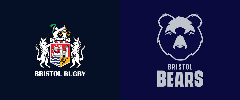 New Name and Logo for Bristol Bears