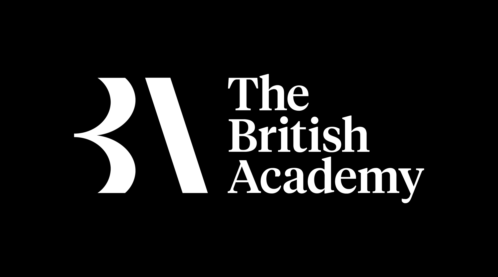 New Logo and Identity for The British Academy by Only