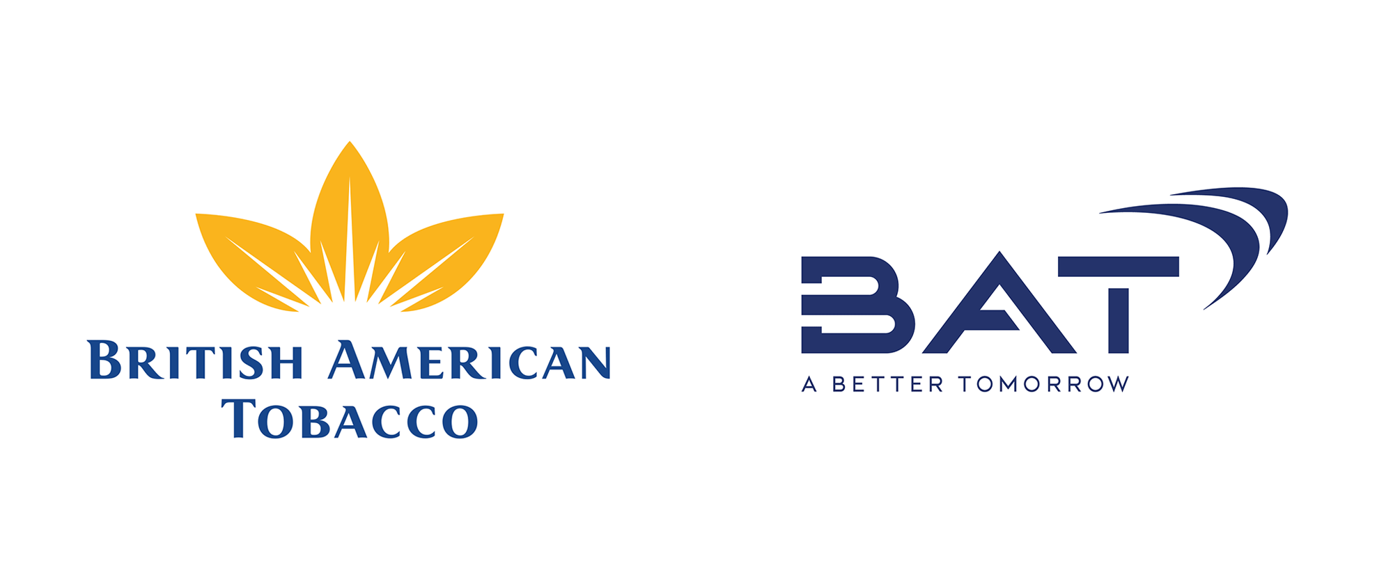 New Logo for British American Tobacco