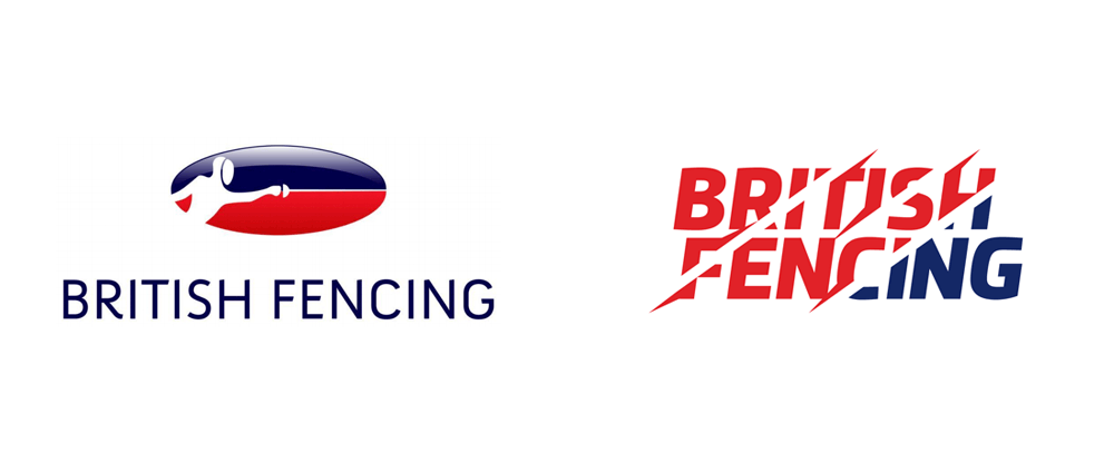 New Logo and Identity for British Fencing by We Launch