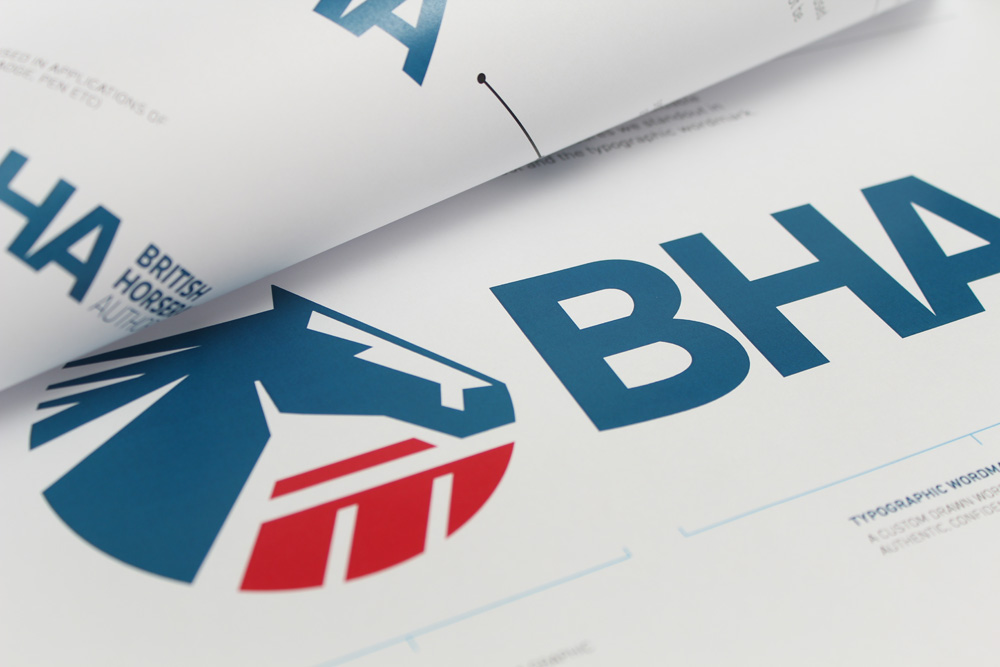 New Logo and Identity for BHA by Firedog