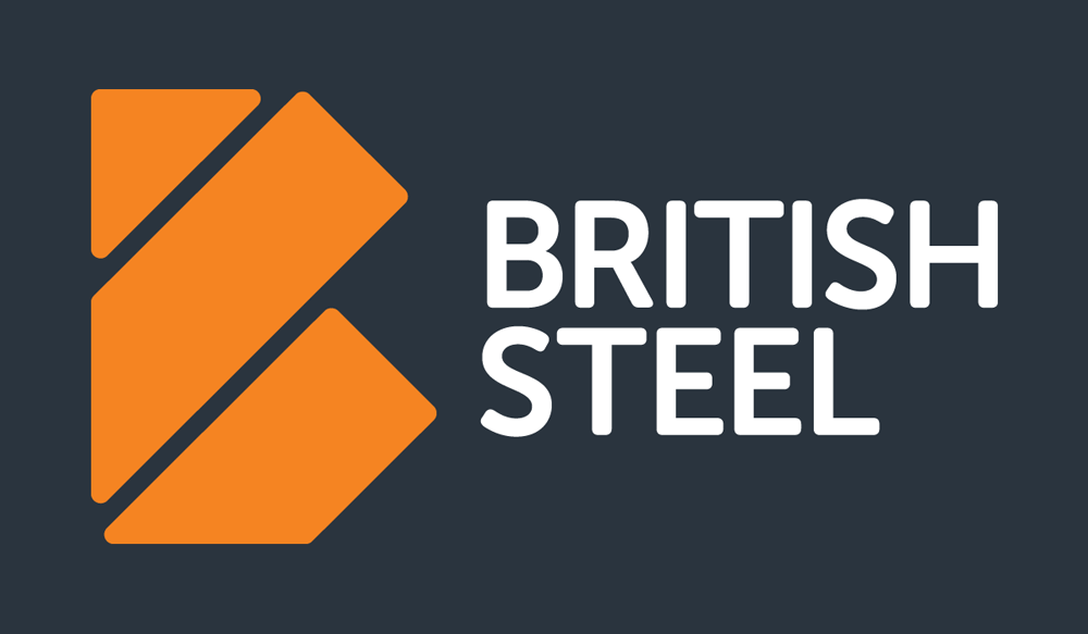 New Logo and Identity for British Steel by Ruddocks
