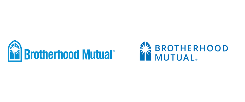 New Logo for Brotherhood Mutual done In-house