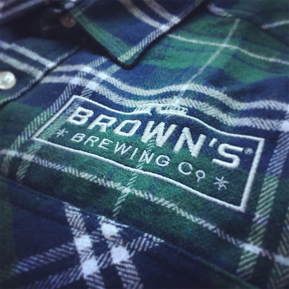 New Logo, Identity, and Packaging for Brown's Brewing Company by id29