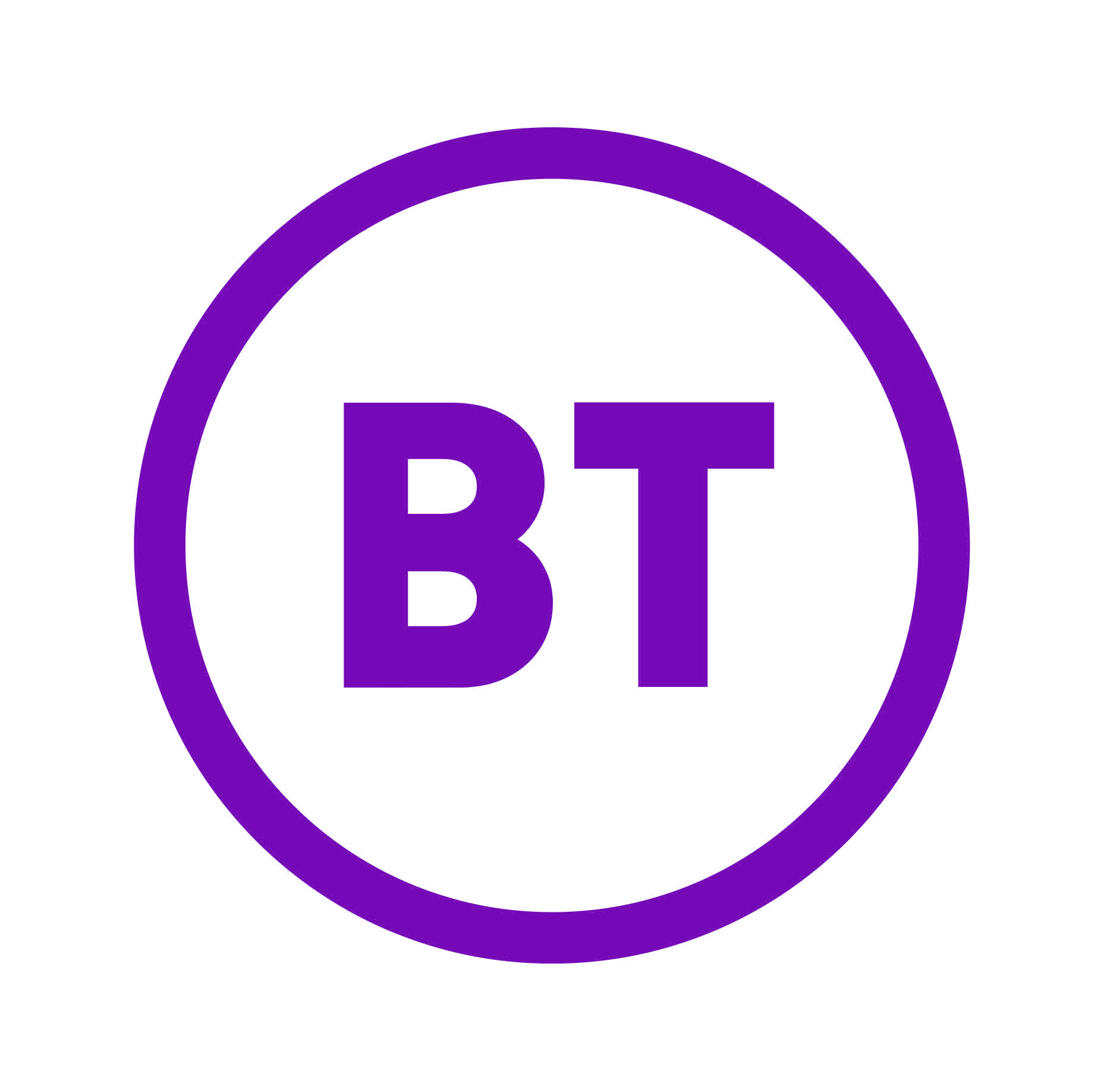 New Logo for BT by Red&White