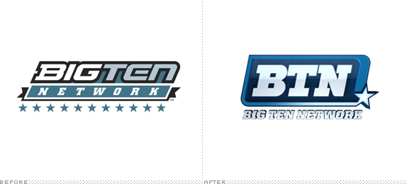 BTN Logo, Before and After