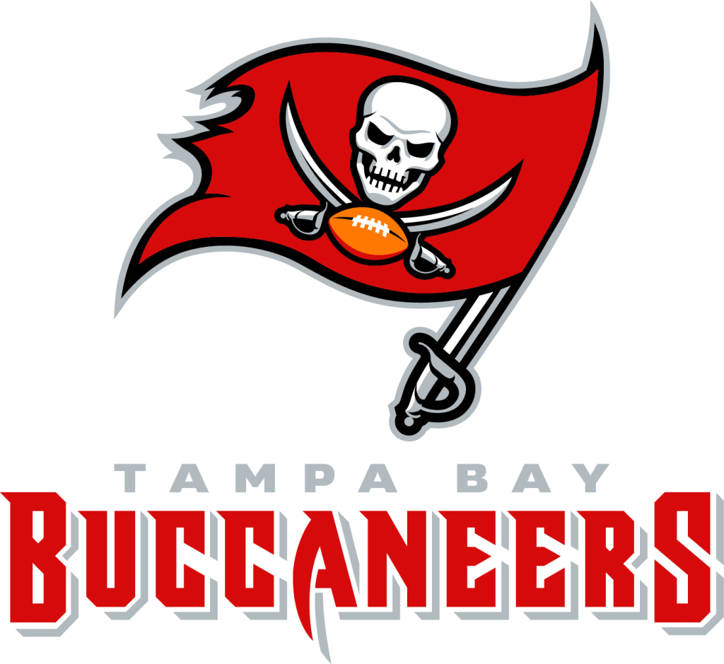 brand new new logo identity and helmet for tampa bay buccaneers