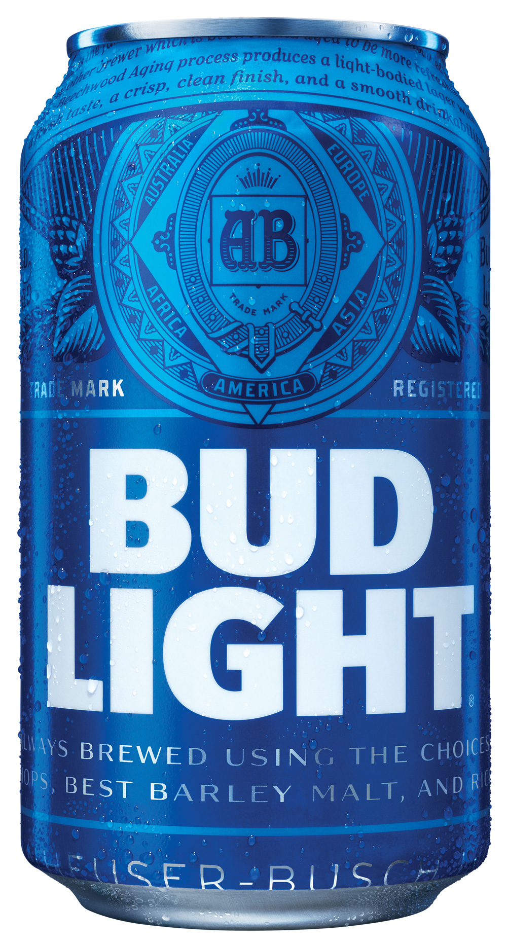 Brand New New Packaging For Bud Light By Jones Knowles Ritchie