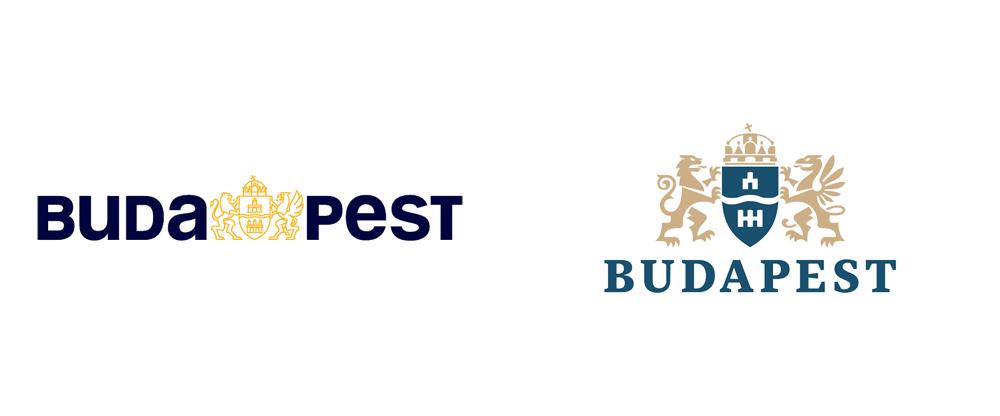 New Logo and Identity for Budapest by Budapesti Városarculati