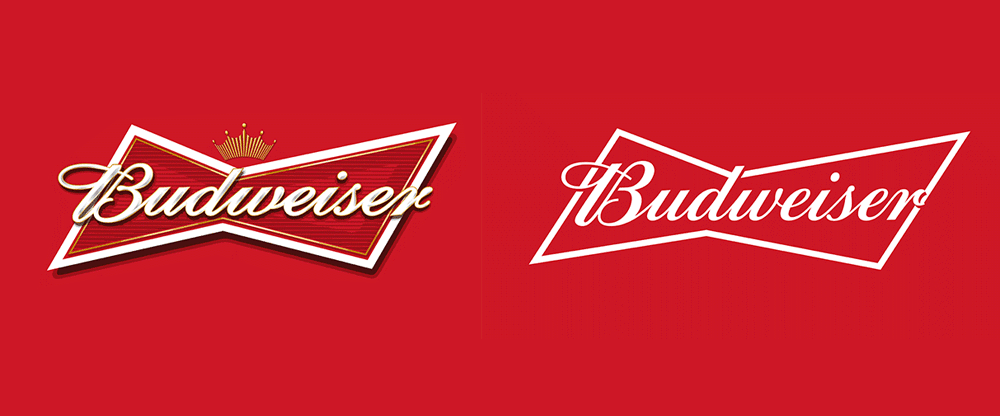 brand new new logo and packaging for budweiser by jones knowles ritchie rh underconsideration com budweiser logo vector budweiser logo font