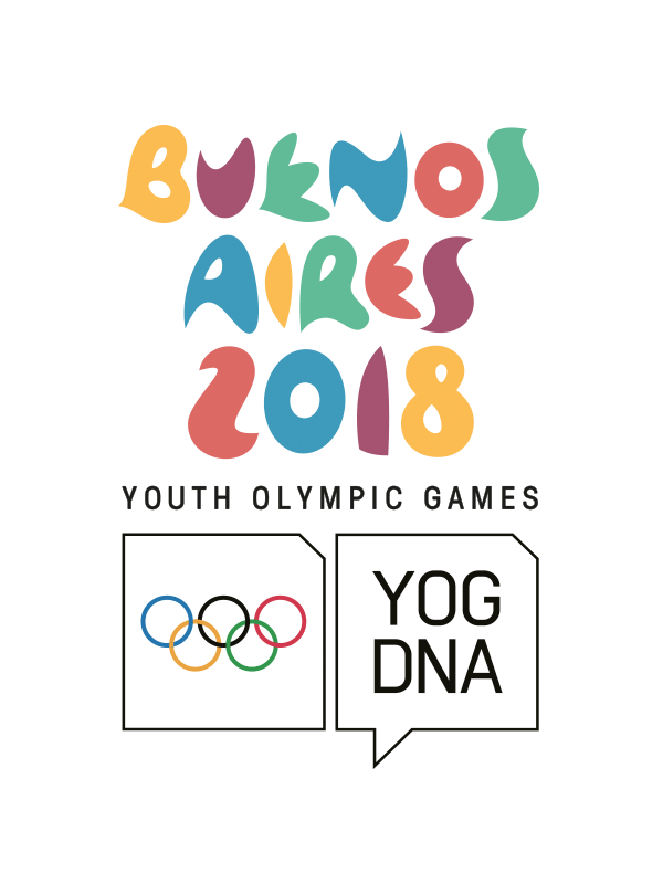 New Logo for 2018 Summer Youth Olympic Games