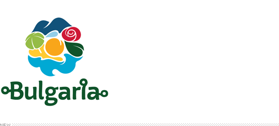 Bulgaria Logo, Before and After