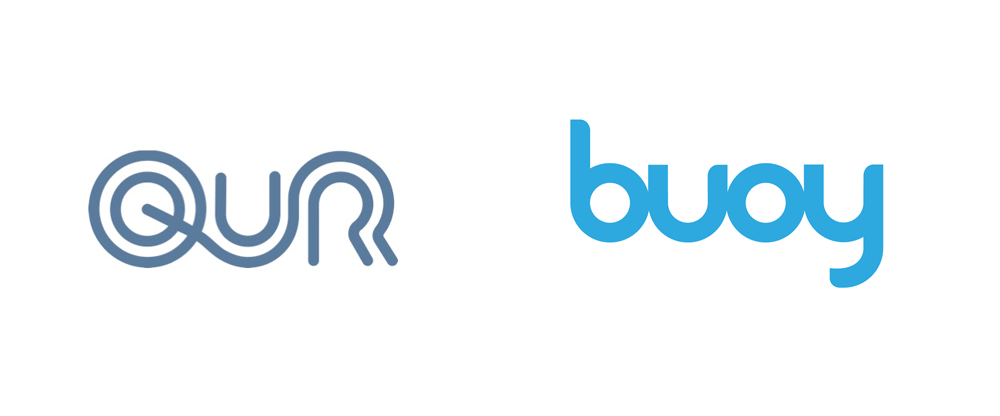 New Logo and Identity for Buoy by Pencil Worx