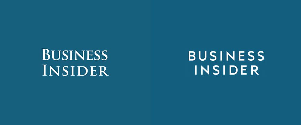 brand new new logo for business insider