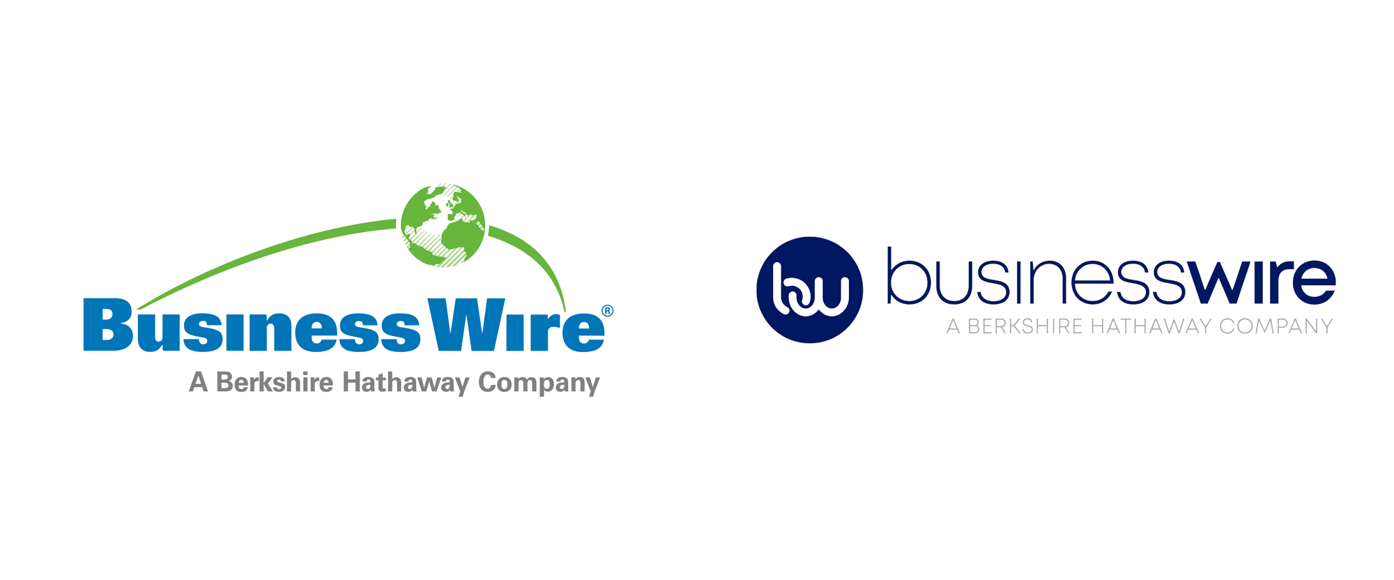 New Logo for Business Wire